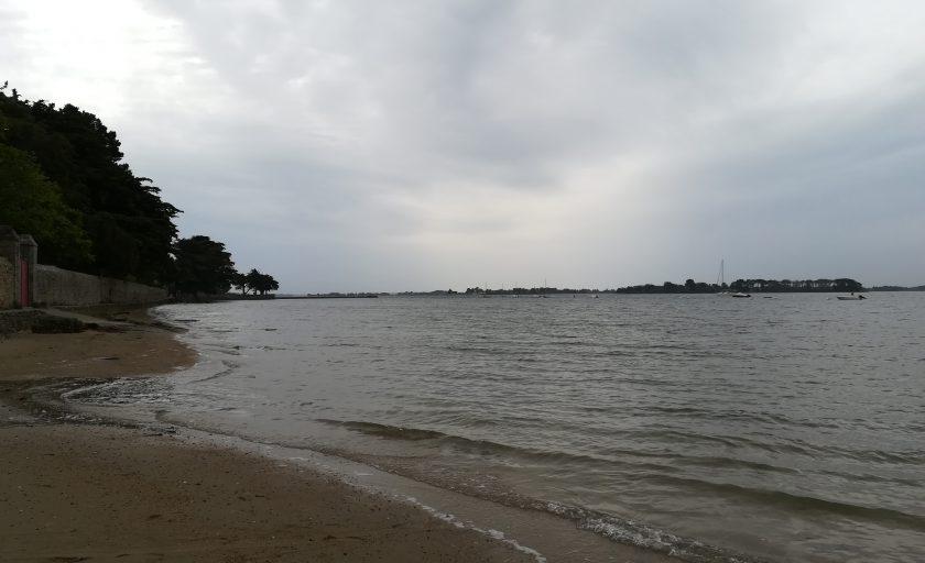 Reiki timer «Om» 21×3 minutes –  Vagues dans le Golfe du Morbihan (Soin complet ou auto-traitement 1er degré)