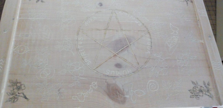 Tuto – Fabriquer son coffre de sorcière