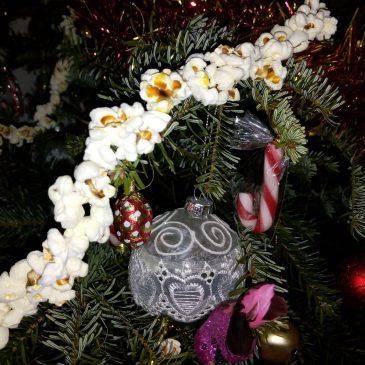 Ma guirlande de Yule-Noël